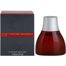 Antonio Banderas Spirit for Men toaletná voda pre mužov 50 ml