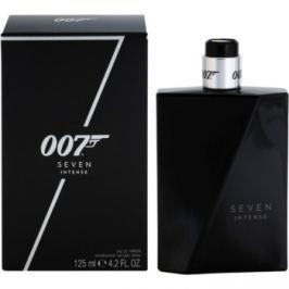 James Bond 007 Seven Intense Parfumovaná voda pre mužov 125 ml