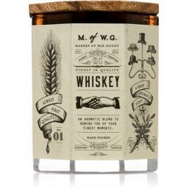 Makers of Wax Goods Whiskey vonná sviečka 102,34 g