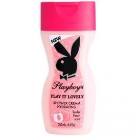 Playboy Play It Lovely sprchový krém pre ženy 250 ml