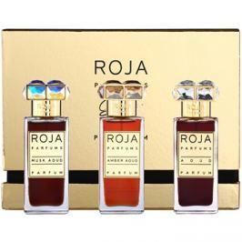 Roja Parfums Aoud Parfum de Voyage darčeková sada I.  parfém 3 x 30 ml