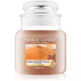 Yankee Candle Warm Desert Wind vonná sviečka 411 g Classic stredná