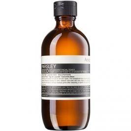 Aésop Skin Parsley Seed antioxidačné tonikum pre všetky typy pleti  200 ml