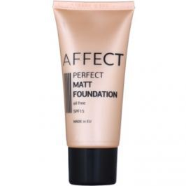 Affect Perfect Matt dlhotrvajúci make-up SPF 15 odtieň 4  30 ml