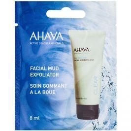 Ahava Time To Clear bahenný peeling na tvár  8 ml