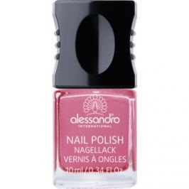 Alessandro Nail Polish lak na nechty odtieň 930 My First Love 10 ml