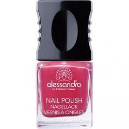 Alessandro Nail Polish lak na nechty odtieň 141 Sweet Blackberry 10 ml