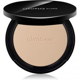 Alima Pure Face ľahký kompaktný minerálny púdrový make-up odtieň Sesame 9 g
