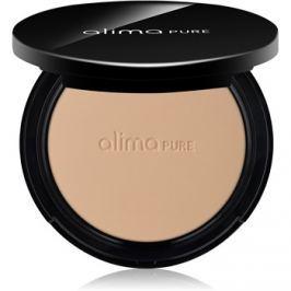 Alima Pure Face ľahký kompaktný minerálny púdrový make-up odtieň Nutmeg 9 g