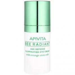 Apivita Bee Radiant omladzujúci a rozjasňujúci očný krém  15 ml