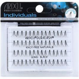 Ardell Individuals trsové nalepovacie riasy bez uzlíka Long Black