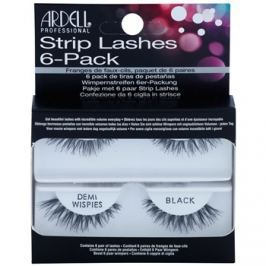 Ardell Strip Lashes nalepovacie riasy Multipack Demi Wispies Black