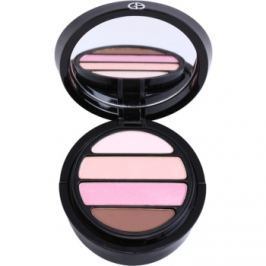 Armani Eyes To Kill Quad očné tiene odtieň 7 Blush  4 g