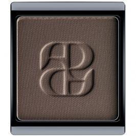 Artdeco Art Couture Wet & Dry dlhotrvajúce očné tiene odtieň 313.24 Matt Chocolate 1,5 g