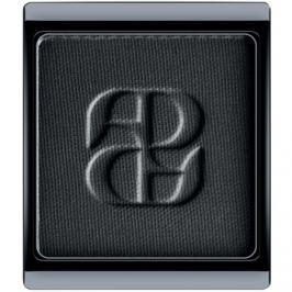 Artdeco Art Couture Wet & Dry dlhotrvajúce očné tiene odtieň 313.01 Matt Black 1,5 g