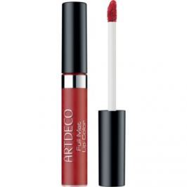 Artdeco Beauty of Nature matný tekutý rúž odtieň 62 Crimson Red 5 ml