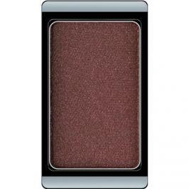 Artdeco Beauty of Nature perleťové očné tiene odtieň 130 Pearly Chocolate Truffle 0,8 g