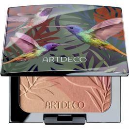 Artdeco Beauty of Nature trojfarebná tvárenka  10 g