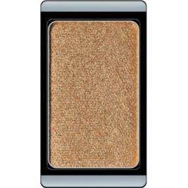 Artdeco The Art of Beauty očné tiene odtieň 170 Pearly Bronze Jewel 0,8 g