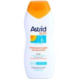 Astrid Sun hydratačné mlieko na opaľovanie SPF 6  200 ml