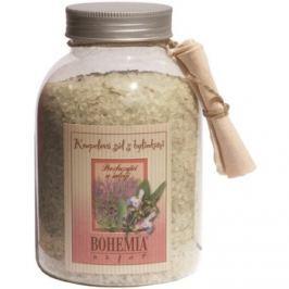 Bohemia Gifts & Cosmetics Bohemia Natur povzbudzujúca kúpeľová soľ so šalviou  1 200 g