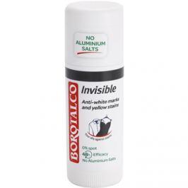 Borotalco Invisible tuhý dezodorant proti bielym a žltým škvrnám 48 h  40 ml