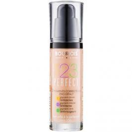 Bourjois 123 Perfect tekutý make-up pre perfektný vzhľad odtieň 57 Hale Clair SPF 10  30 ml