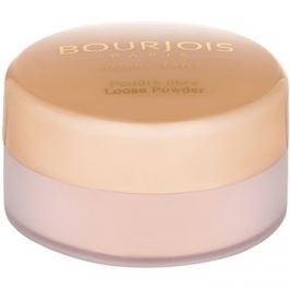 Bourjois Face Make-Up sypký púder odtieň 01 peach 32 g