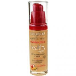 Bourjois Healthy mix Radiance Reveal rozjasňujúci tekutý make-up odtieň 56 Halé Clair 30 ml