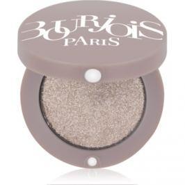 Bourjois Little Round Pot Mono očné tiene odtieň 07 Brun De Folie 1,7 g