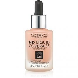 Catrice HD Liquid Coverage make-up odtieň 040 Warm Beige 30 ml