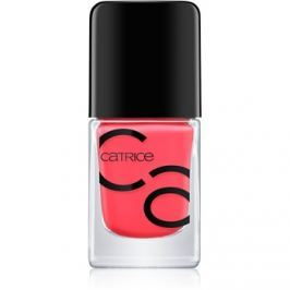 Catrice ICONails lak na nechty odtieň 07 Meet Me at Coral Island 10,5 ml