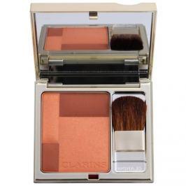Clarins Face Make-Up Blush Prodige rozjasňujúca lícenka odtieň 04 Sunset Coral  7,5 g