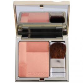 Clarins Face Make-Up Blush Prodige rozjasňujúca lícenka odtieň 02 Soft Peach  7,5 g