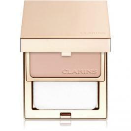 Clarins Face Make-Up Everlasting Compact Foundation dlhotrvajúci kompaktný make-up SPF 9 odtieň 109 Wheat 10 g