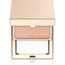 Clarins Face Make-Up Everlasting Compact Foundation dlhotrvajúci kompaktný make-up SPF 9 odtieň 112 Amber 10 g