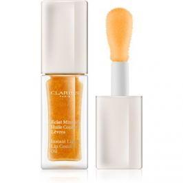 Clarins Lip Make-Up Instant Light vyživujúca starostlivosť na pery odtieň 07 Honey Glam 7 ml