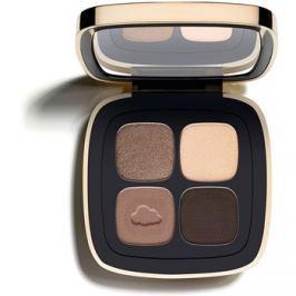 Claudia Schiffer Make Up Eyes paleta očných tieňov odtieň 19 Pretzel Shades 4,5 g
