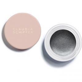 Claudia Schiffer Make Up Eyes krémové očné tiene odtieň 20 Steel 4 g