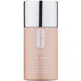 Clinique Even Better rozjasňujúci tekutý make-up SPF15 odtieň WN 16 Buff 30 ml