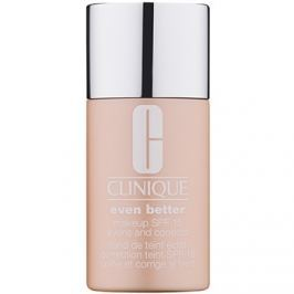 Clinique Even Better rozjasňujúci tekutý make-up SPF 15 odtieň CN 58 Honey 30 ml