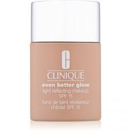Clinique Even Better Glow make-up pre rozjasnenie pleti SPF15 odtieň CN 52 Neutral 30 ml