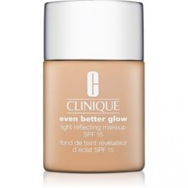 Clinique Even Better Glow make-up pre rozjasnenie pleti SPF 15 odtieň WN 04 Bone 30 ml