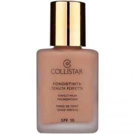 Collistar Foundation Perfect Wear vodeodolný tekutý make-up SPF 10 odtieň 3 Natural  30 ml