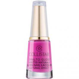 Collistar Smalto Gloss lak na nechty s prirodzeným efektom odtieň 695 Bouganville 6 ml
