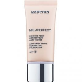 Darphin Melaperfect korekčný make-up proti tmavým škvrnám SPF 15 02 Beige  30 ml