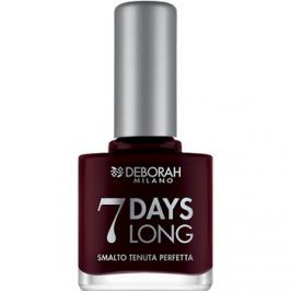 Deborah Milano 7 Days Long lak na nechty odtieň 160 11 ml