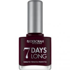 Deborah Milano 7 Days Long lak na nechty odtieň 167 11 ml