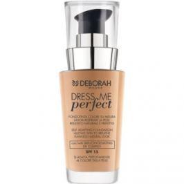 Deborah Milano Dress Me Perfect make-up pre prirodzený vzhľad SPF15 odtieň 03 Sand 30 ml