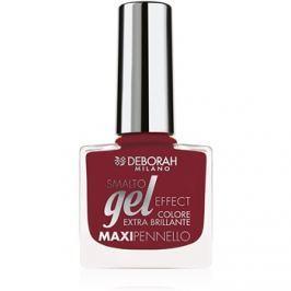 Deborah Milano Smalto Gel Effect lek na nechty s gélovým efektom odtieň 55 8,5 ml